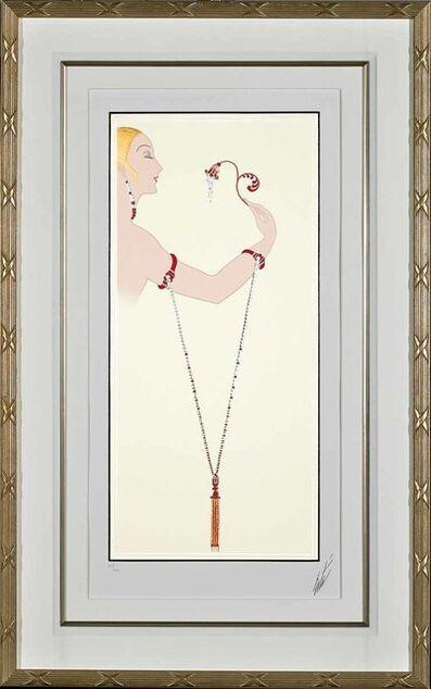 Erté (Romain de Tirtoff), 'Bracelets ', 1990