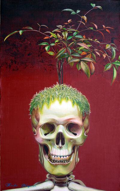 Reiko Megro, '甦 - Resurgence', 2015