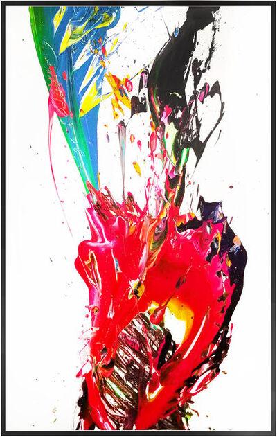 Peter Triantos, 'Splash of Colour II #93', 2018