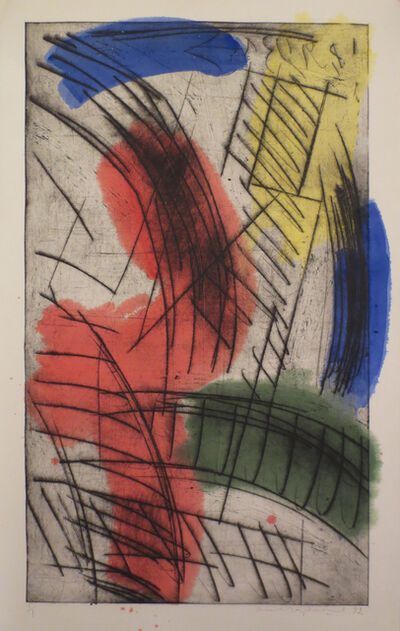 Oleg Kudryashov, 'Composition, Pl. 2230', 1992