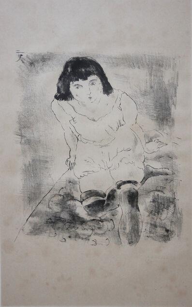 Jules Pascin, 'Le Lever', 1925