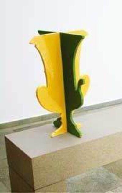 Barbara Reisinger, 'Janus object', 2002