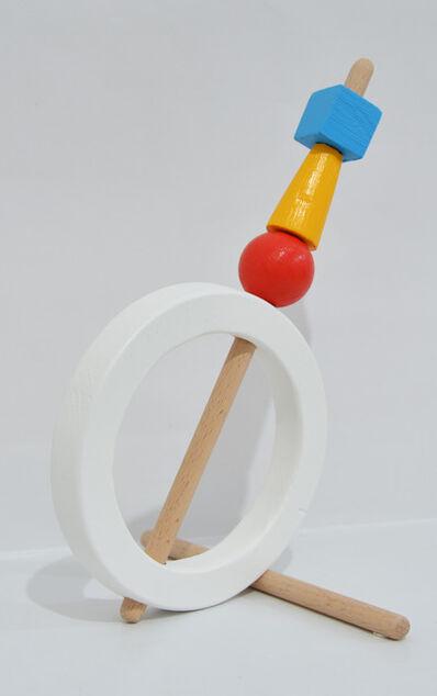 Miguel Angel Cardenal, 'Toy, Escultura desmontable', 2020