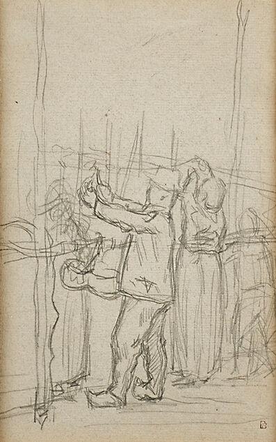 Pierre Bonnard, 'Paysans au Travail', ca. 1910