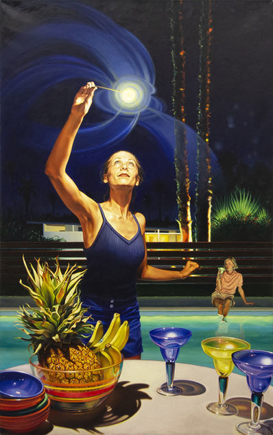 D.J. Hall, 'Nocturne', 2004