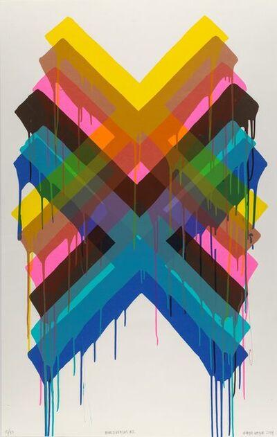 Maya Hayuk, 'Multiverses #2', 2014