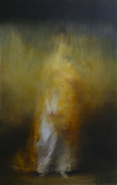 Jake Wood-Evans, 'Mrs Grace Dalrymple Elliott, after Gainsborough', 2019