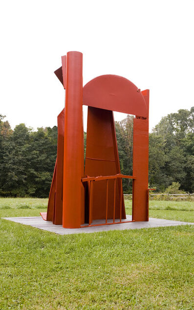 Anthony Caro, 'Blazon', 1987-1990