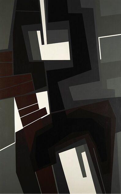 Gualtiero Nativi, 'Apparizione ostile', 1966