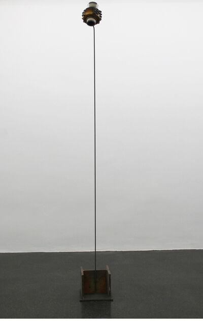 Sonia Leimer, 'Schwarzes Loch', 2014