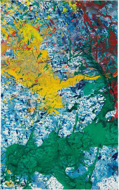 Shozo Shimamoto, 'Untitled', 2010