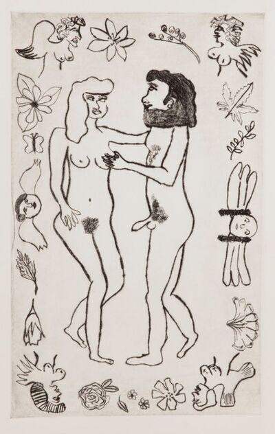 Sara Zielinski, 'Adam and Eve', 2014