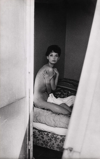 Jeanloup Sieff, 'Maria', ca. 1960