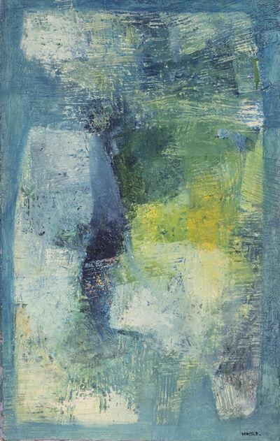 Hajime Kato, 'Aux bons souvenirs de M.C.F.J', 1957