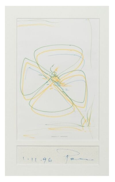 Pavlos, 'Flower', 1996