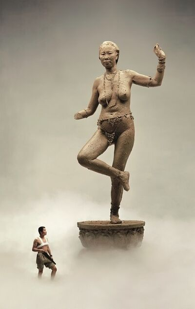 Wang Qingsong, 'Preincarnation and Incarnation', 2002