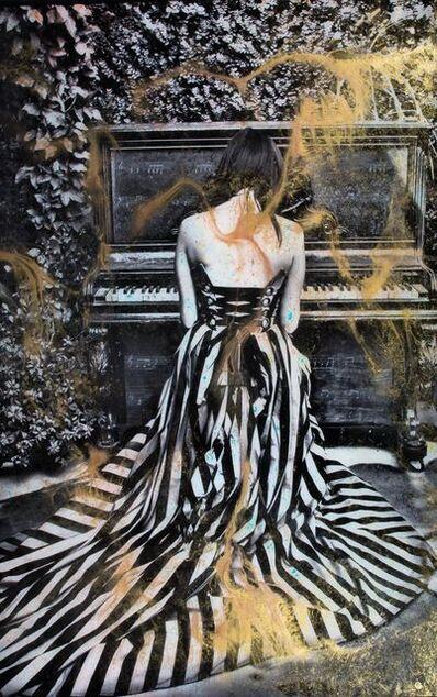 Raphael Mazzucco, 'Piano Girl', 2018