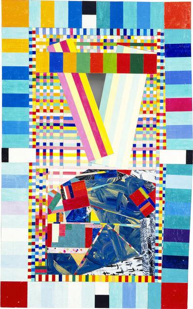 Lucas Samaras, 'Mosaic Painting #28', 1992
