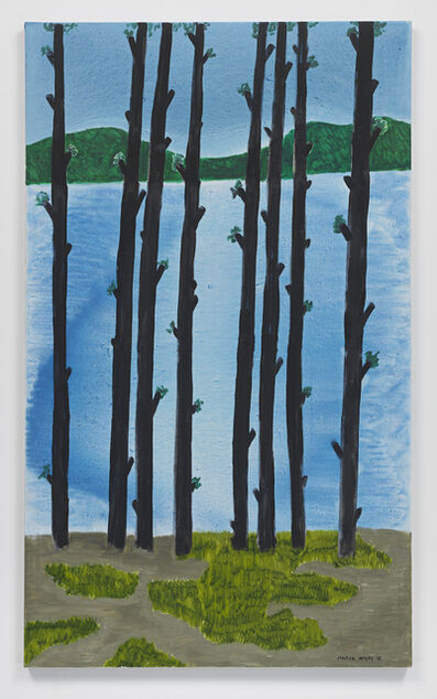 March Avery, 'Tall Pines II', 2017