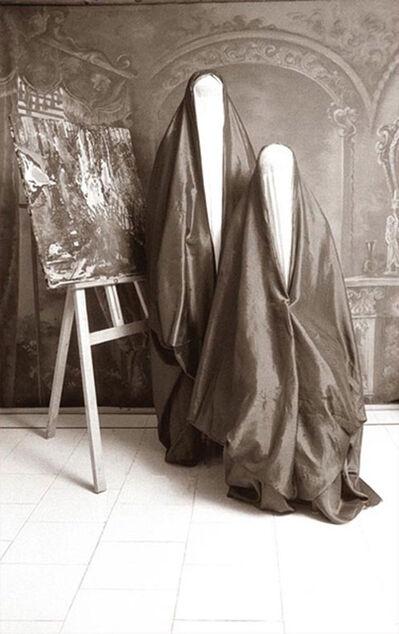 Shadi Ghadirian, 'Qajar #11', 1998