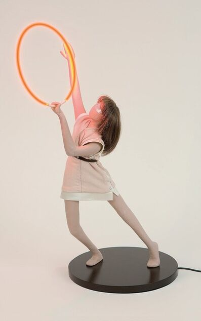 Mai-Thu Perret, 'A Portable Apocalypse Ballet (Red Ring) (for Parkett 84)', 2008