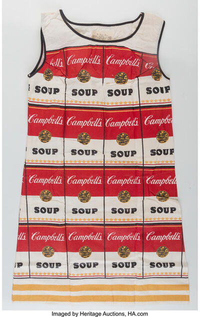 Andy Warhol, 'The Souper Dress (Limited Edition)', 1966-67
