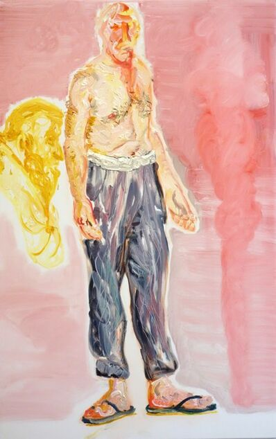 Peter Schmersal, 'Ich / Papst Sixtus', 2014
