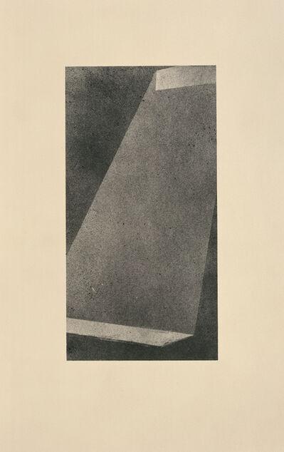 Ed Ruscha, 'Bolt I', 1998