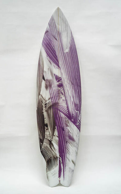 Steve Miller, 'PurpleFernLeaves', 2019