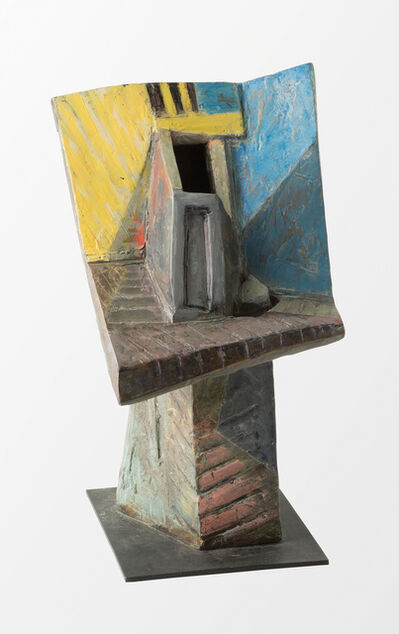 Ivor Abrahams, 'Head of Stairs', 1998