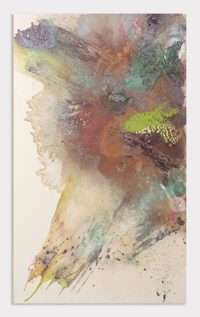 John M. Armleder, 'ocav', 2015