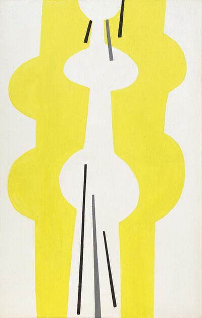 Ernst Geitlinger, 'Odaliske', 1963
