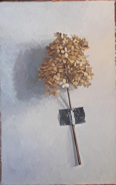 Eric Forstmann, 'Wall-mounted Hydrangea', 2019