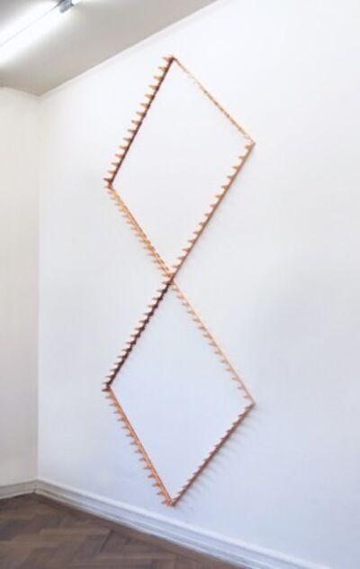 Patrick Hamilton, 'Two Cooper diamonds', 2019
