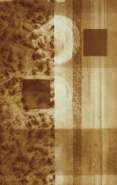 László Moholy-Nagy, 'Photogram', 1922