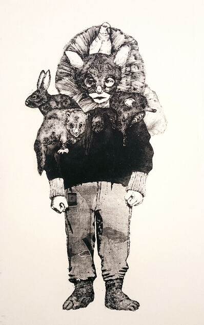 Yukiko Morimoto, 'Child Mask Scarf', 2017