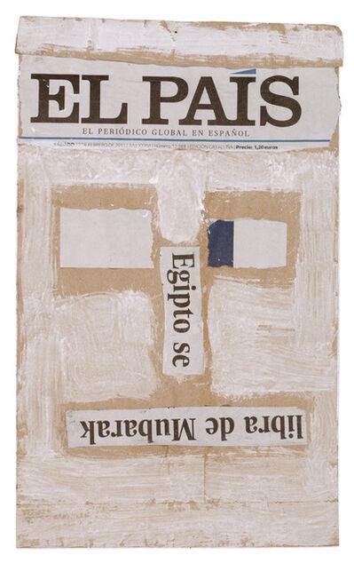 Rafael Ferrer, 'El Pais', 2011