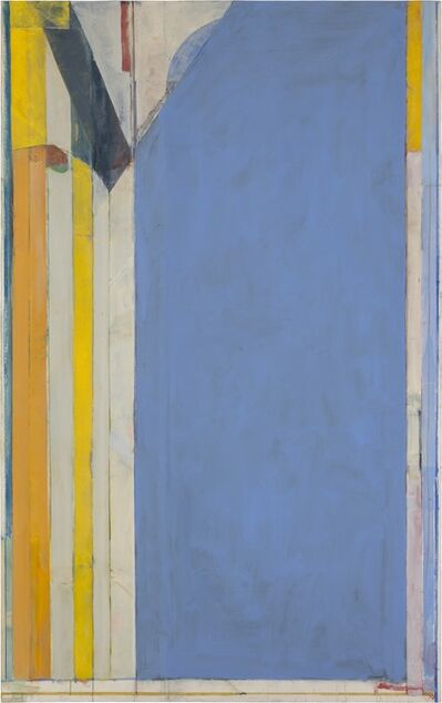 Richard Diebenkorn, 'Ocean Park #139', 1985