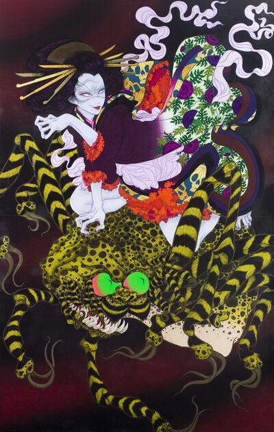 Yuji MORIGUCHI, 'The goblin spider', 2006