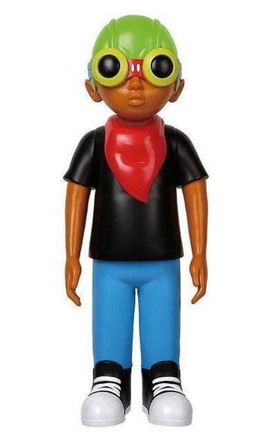 Hebru Brantley, 'FlyBoy', 2018