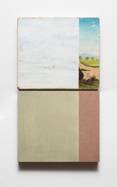 Gabriel de la Mora, 'E.I.S., 1921, 1.6 g. de pigmento', 2018