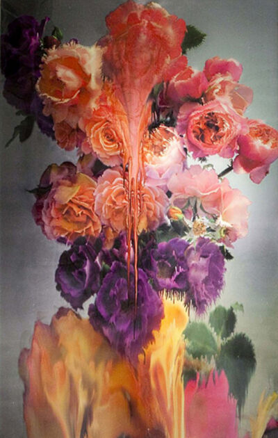 Nick Knight, 'Tall Rose', 2012