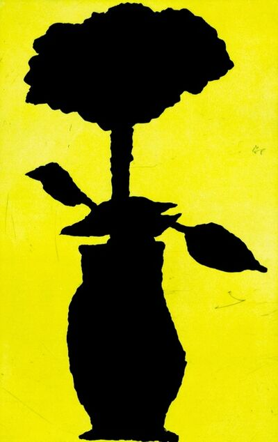 Donald Baechler, 'Donald Baechler Flower 2005', 2005