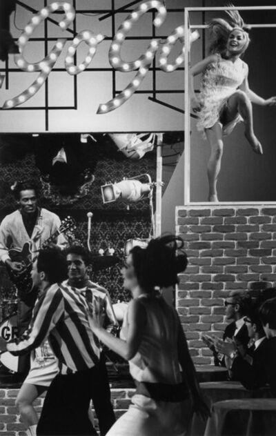 Steve Schapiro, 'Hullabaloo with Chuck Berry, New York, 1965', 1965