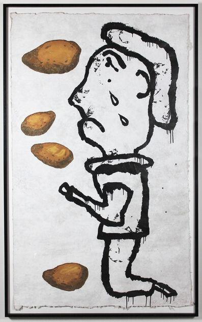 Donald Baechler, 'Prayer', 1990