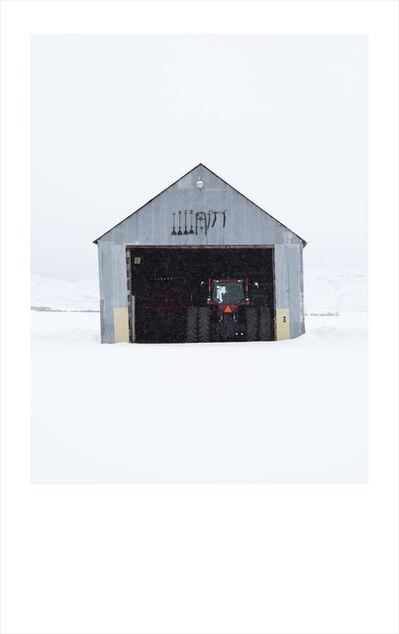 Wendel Wirth, 'Steel Barn', 2018