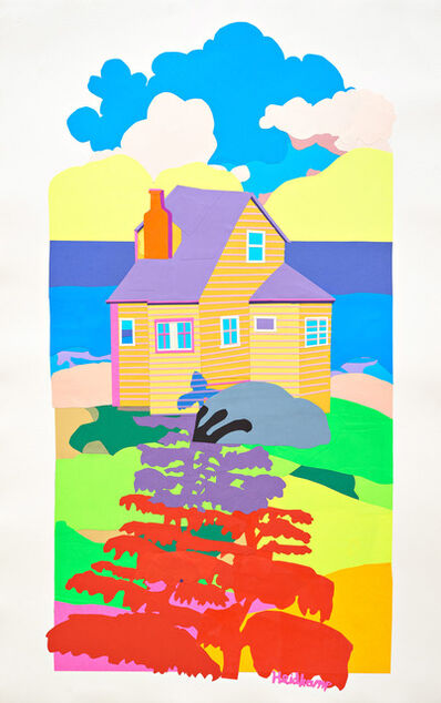Daniel Heidkamp, 'Clipper House', 2017