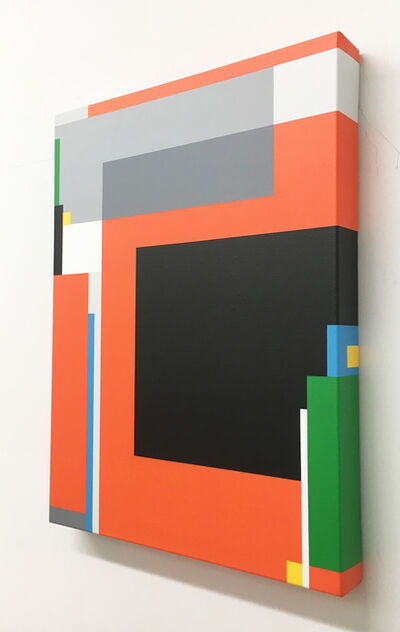 Bryce Hudson, 'Untitled Composition #38', 2014
