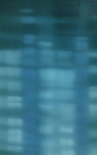 Julian Jackson, 'States of Blue 10', 2020