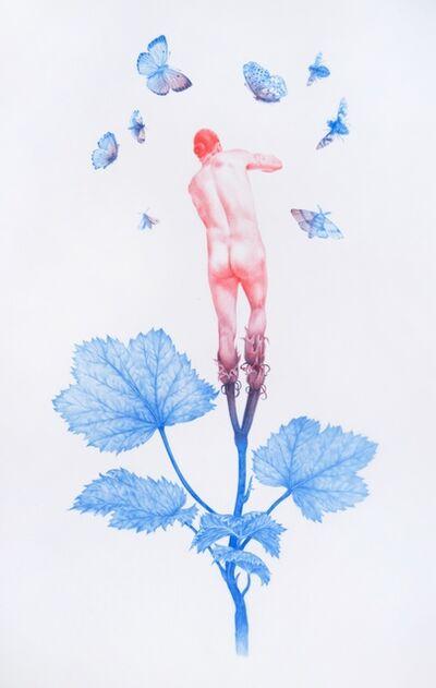 Zachari Logan, 'Fire Flower', 2019